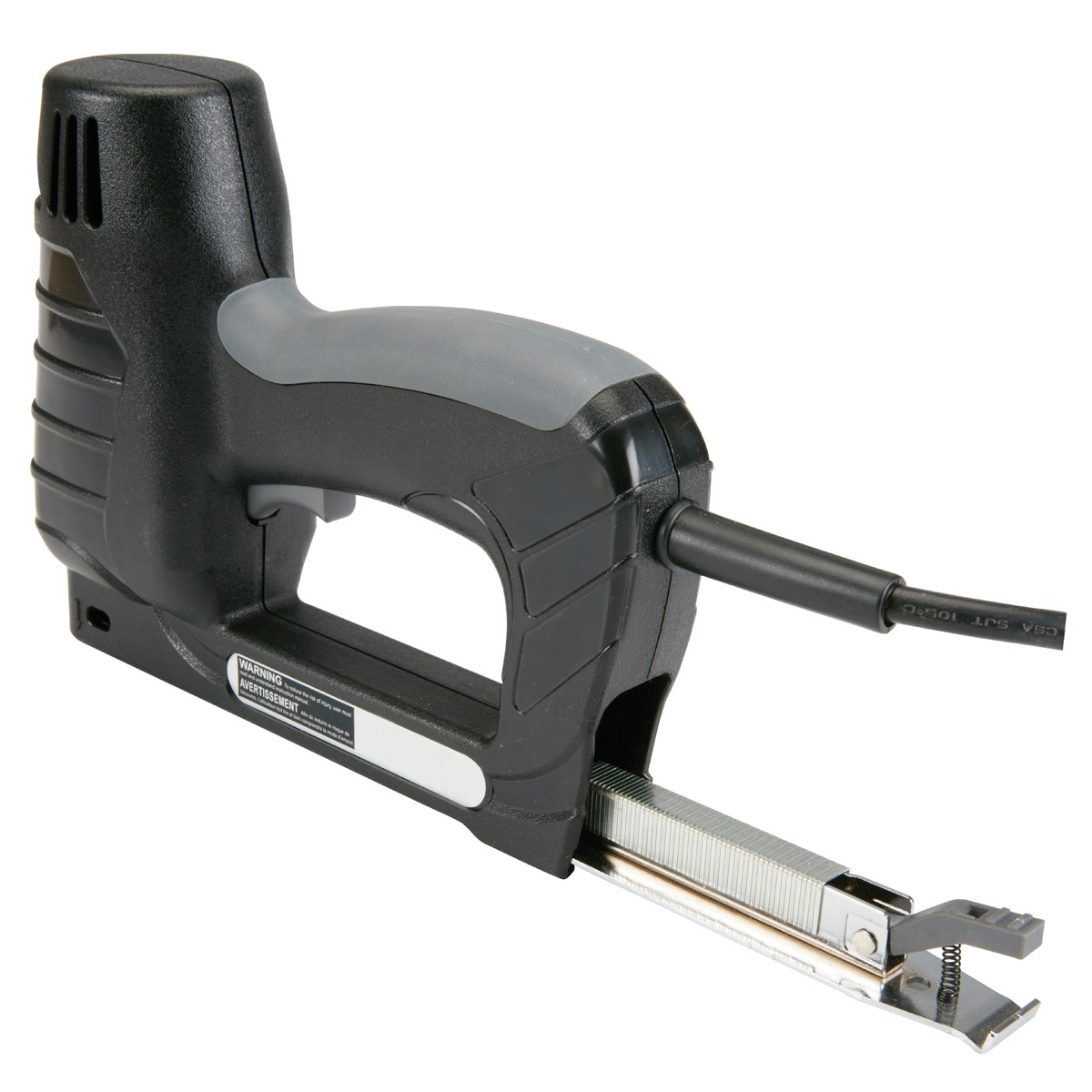 2-In-1 Stapler/Brad Nailer